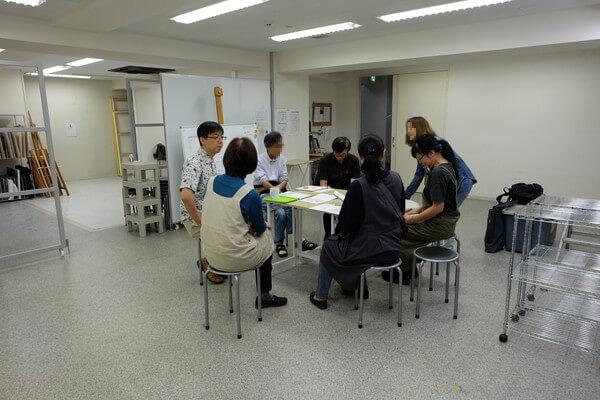 研究コースの授業